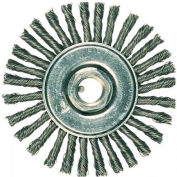 Full Cable Twist Knot Wheels, ADVANCE BRUSH 82478