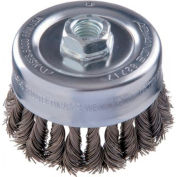 COMBITWIST® Knot Wire Cup Brushes, ADVANCE BRUSH 82726