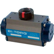 Double Acting Pneumatic Actuator; 4018 In Lbs @ 80Psi