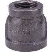 Anvil 2 In. X 1/2 In. Black Malleable Iron Eccentric Reducer