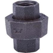 Anvil G459 1 In. 300 Black Malleable Union