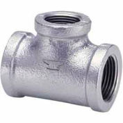 1/2 Galvanized Malleable Tee 150 PSI Lead Free