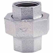 1-1/4 In Galvanized Malleable Union 150 PSI Lead Free