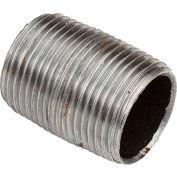 3/4 In. X In. Close Black Steel Pipe Nipple 150 PSI Lead Free