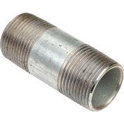 1 In X 3 In Galvanized Steel Pipe Nipple 150 PSI Lead Free