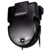 Advantus® Panel Wall Clips, 40 Sheet Capacity, Black, 20/Pack