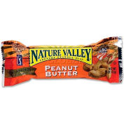 Nature Valley®  Crunchy Granola Bar, Peanut Butter, 1.5 Oz, 18/Box
