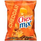 Chex Mix Snack Size, Cheddar, 3.75 Oz, 8/Box