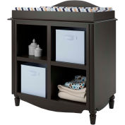 Cosco 4-Shelf Open-Front Changing Table