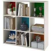 Ameriwood Altra Wink 9-Cube Storage Bookcase
