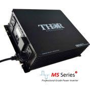 THOR THMS1500, 1500 Watt Continuous/3000 Watt Max Power, 12 Volt Modified Sine Wave Power Inverter