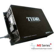 THOR THMS2000, 2000 Watt Continuous/4000 Watt Max Power, 12 Volt Modified Sine Wave Power Inverter