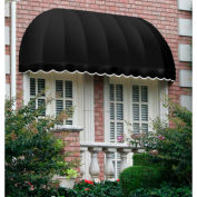 "Awntech CC33-8K, Window/Entry Awning 8' 4-1/2""W x 3'D x 3' 8""H Black"