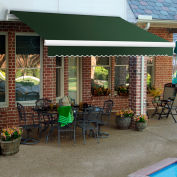"""Awntech MTR20-253-O, Retractable Awning Right Motor 20'W x 10'D x 10""""H Olive or Alpine"""