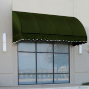 """Awntech RS22-6A, Window/Entry Awning 6' 4-1/2"""" W x 2'D x 2' 7""""H Olive"""