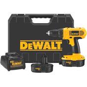 "DeWALT® DC970K2 18V 1/2"" Compact Drill/Driver Kit"