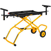 DeWALT® Miter Saw Stand DWX726, Rolling Miter Saw Stand, 300 lbs Capacity