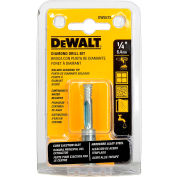"DeWALT® Diamond Drill Bit, DW5572, 1/4"" Diameter, For Tile"