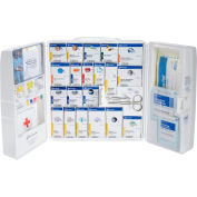 First Aid Only 1001-FAE-0103 Large First Aid Kit, 100 Pieces, OSHA Compliant, Plastic Case