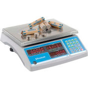"""Brecknell Digital Counting & Coin Scale 60lb x 0.002lb, 11-1/2"""" x 8-3/4"""" Platform"""