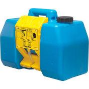 Speakman® GravityFlo® Gravity Operated 9 Gallon Portable Eyewash SE-4400, Blue/Yellow