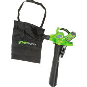 GreenWorks® 24322VT G-MAX 40V Digipro 185MPH Cordless Blower Kit W/4.0Ah Battery & Charger