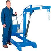 Counter Balanced Floor Crane CBFC-2000 2000 Lb. Capacity