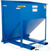 Forklift Steel Chute Hopper C-HOP-200 - 2 Cu. Yd. & 2000 Lb. Capacity