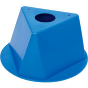 Inventory Cone Blue 3-Sided