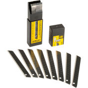 OLFA® ABB-50B 9149 9MM Precision Black Ultra-Sharp Snap-Off Blades (50 Pack)