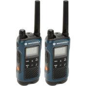 Motorola Talkabout® T460 Two-Way Radios, Blue/Black - 2 Pack