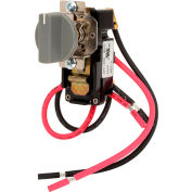 King Thermostat Kit EFT-2 Double Pole 22 Amp Grey For EFT-2 Series