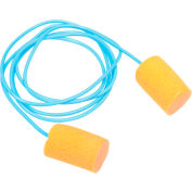 Howard Leight™ FF-30 FirmFit® Ear Plugs, Disposable, NRR 30, Corded, 100 Pairs/Box