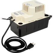 Little Giant® VCMA-20ULS Condensate Removal Pump with Safety Switch 115V