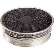 MSA Comfo® Respirator Cartridges, Organic Vapor GMA, 10/Pk, 464031