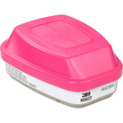 3M™ 60922 Acid Gas Cartridge/Filter, P100, 2/Bag