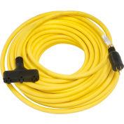 U.S. Wire 66100 100 Ft. Pow-R-Block Cord 12/3 600V STW-A