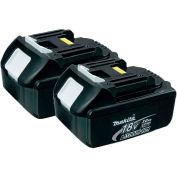 Makita® BL1830B-2 18V Li-Ion LXT Battery 3Ah Extended Capacity 2Pk