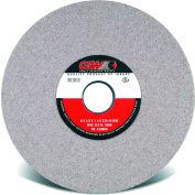 "CGW Abrasives 37723 Centerless Grinding Wheel 14"" x 2"" x 5"" Type 1 46 Grit Aluminium Oxide"
