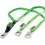 Miller BackBiter® Tie-Back Lanyard, 6-ft., 8798B/6FTGN