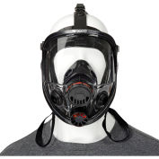North® 7600 Series Silicone Full Facepiece Respirators, 760008A