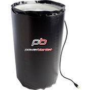 Powerblanket® Insulated Drum Heater For 30 Gallon Drum, 100°F Fixed Temp, 120V