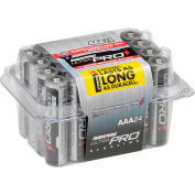 Rayovac® Alkaline Ultra Pro™ AAA 24 Battery Contractor Pack - Pkg Qty 24
