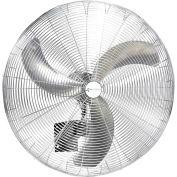 Airmaster Fan UP18LW16-S8 18 Inch  Wall  Fan 1/5 HP 2600 CFM , Non-Oscillating