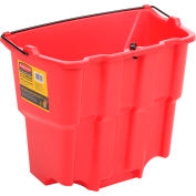 Rubbermaid® Dirty Water Bucket 9C74 for WaveBrake® 2.0, Red - 2064907