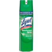 Professional LYSOL® Disinfectant, Country, 19 oz. Aerosol Spray, 12 Cans/Case - 74276