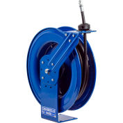 "Coxreels MP-N-535 3/4""x35' 1250 PSI Heavy Duty Spring Retractable Medium Pressure Steel Hose Reel"