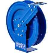 """Coxreels P-LPL-425-AL Alumi-Pro® 1/2""""x25' 300 PSI Spring Retractable Low Pressure Hose Reel"""