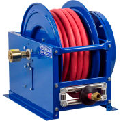 "Coxreels SLPF-650 1""x 50' 300 PSI Spring Retractable Fuel Delivery Hose Reel"