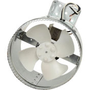Tjernlund EF-6 - Duct Booster Fan For 6 Inch Flex or Metal Duct (180 CFM)
